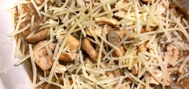 Doctored Knorr Asian Sides Teriyaki Noodles Stella